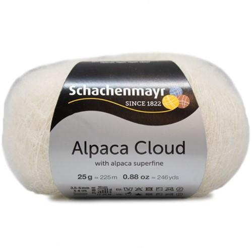 SMC Alpaca Cloud 001 Snow White