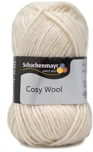 SMC Cosy Wool 002 Creme