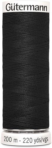 Gütermann Polyester Sewing Thread 200m 000