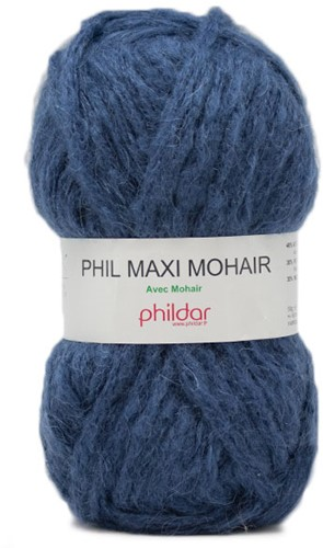 Phildar Phil Maxi Mohair 0001 Amiral