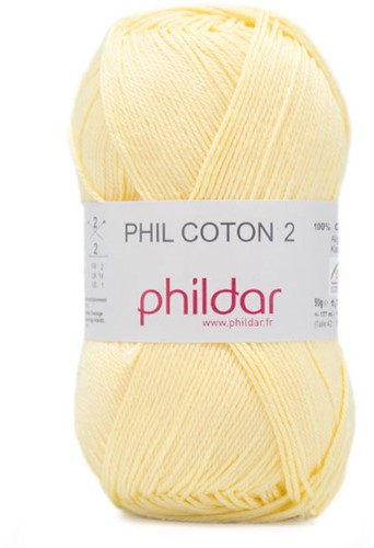 Phildar Phil Coton 2 0005 Poussin