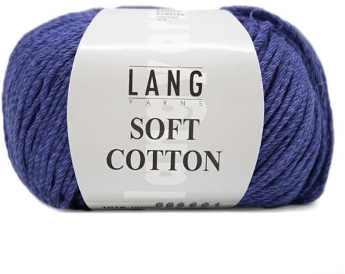 Lang Yarns Soft Cotton 072 Aqua