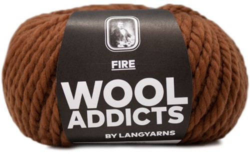 Wooladdicts Be Golden Sweater Knit Kit 1 XL Amber