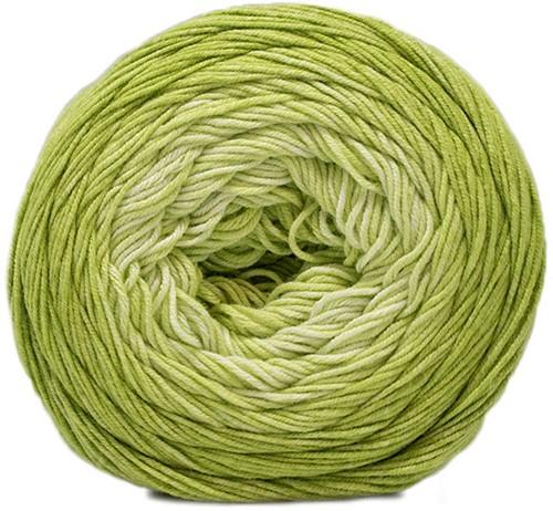 Lana Grossa Gomitolo Denim 017 Yellow-Green