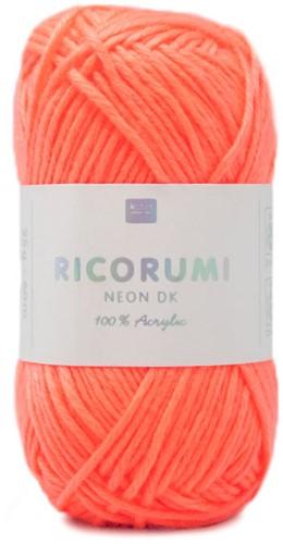Rico Ricorumi Neon DK 001 Orange