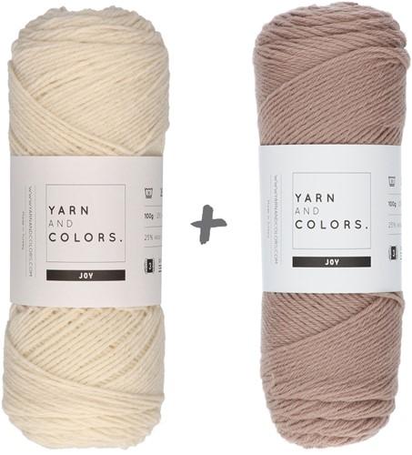 Reversible Baby Deam Blanket 3.0 Crochet Kit 8 Cigar Cot Blanket