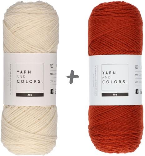 Reversible Baby Deam Blanket 3.0 Crochet Kit 9 Chestnut Stroller Blanket