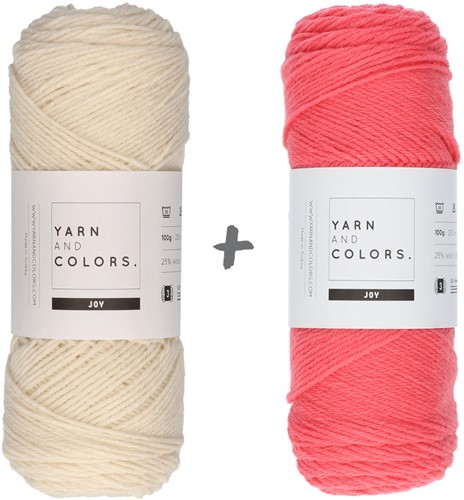 Baby Dream Blanket 3.0 Crochet Kit 3 Pink Sand Stroller Blanket