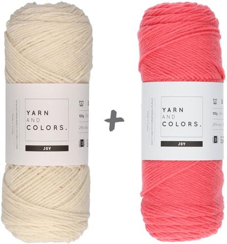 Reversible Baby Dream Blanket 3.0 Crochet Kit 3 Pink Sand Cot Blanket