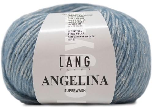 Lang Yarns Angelina 021 Light Blue