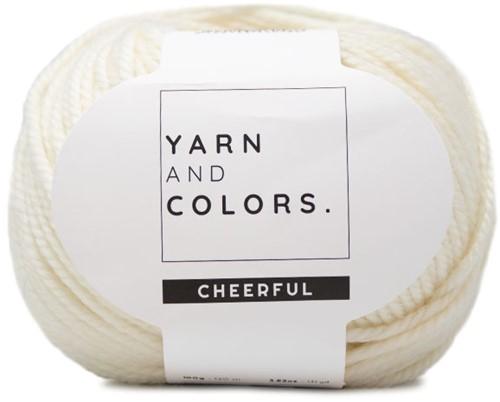 Yarn and Colors Cheerful 002 Cream