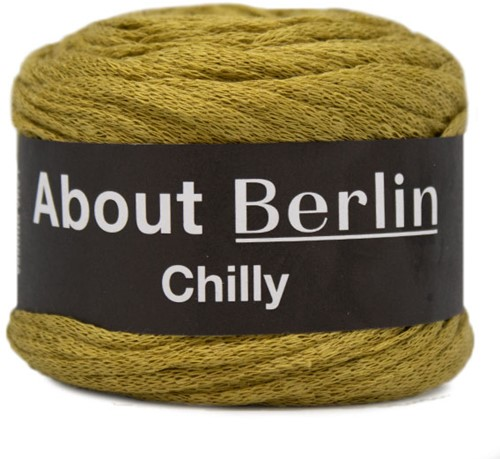 Lana Grossa Chilly 002 Olive-Yellow