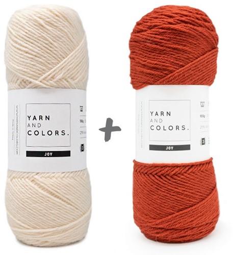 Reversible Baby Deam Blanket 3.0 Crochet Kit 9 Chestnut Cot Blanket