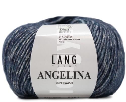 Lang Yarns Angelina 034 Dark Jeans