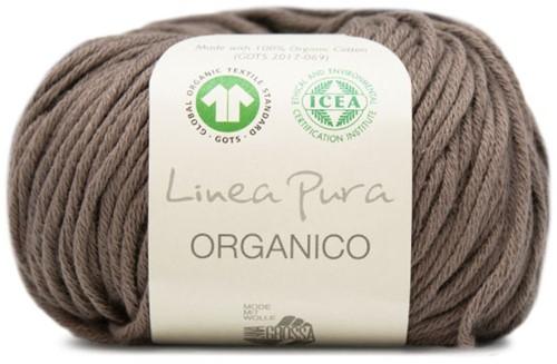 Lana Grossa Organico Uni 003 Taupe