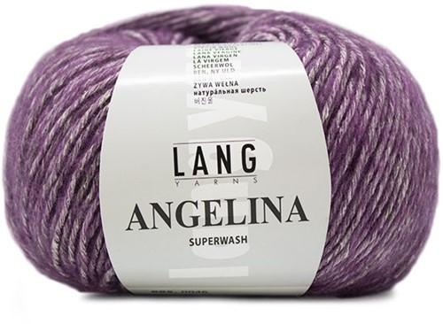 Lang Yarns Angelina 046 Medium Lila