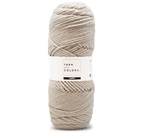 Yarn and Colors Maxi Cardigan Crochet Kit 2 L/XL Birch