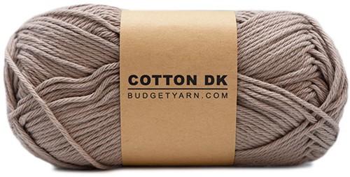 Budgetyarn Cotton DK 005 Clay