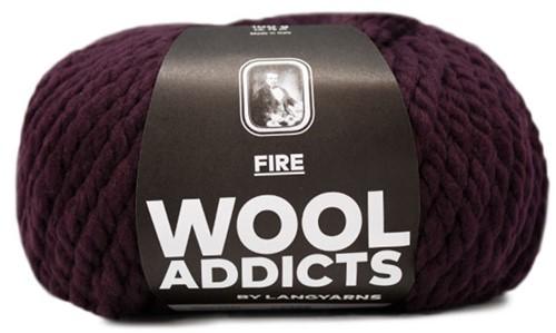 Wooladdicts Be Golden Sweater Knit Kit 3 XL Sunset