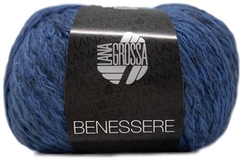 Lana Grossa Benessere 006 Blue/Grey