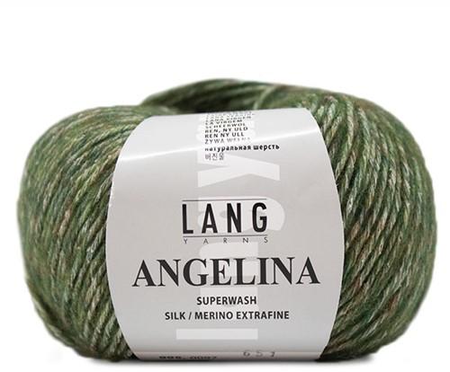 Lang Yarns Angelina 097 Olive