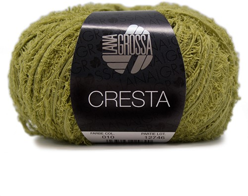 Lana Grossa Cresta 10 Olive