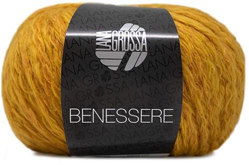 Lana Grossa Benessere 010 Gold Yellow