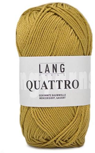 Lang Yarns Quattro 011 Honey