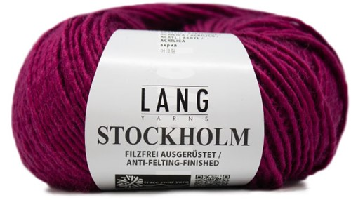 Lang Yarns Stockholm 166