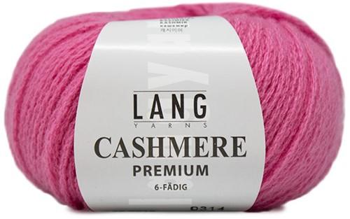 Lang Yarns Cashmere Premium 019 Pink