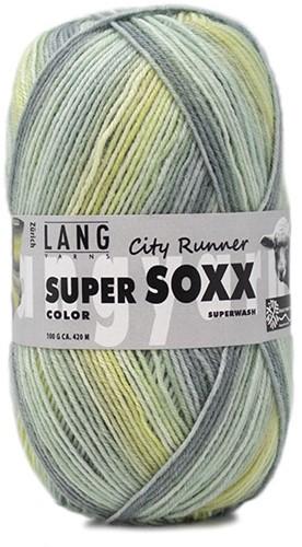 Lang Yarns Super Soxx Color 4-PLY 219