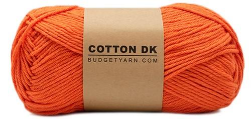 Budgetyarn Cotton DK 021 Orange