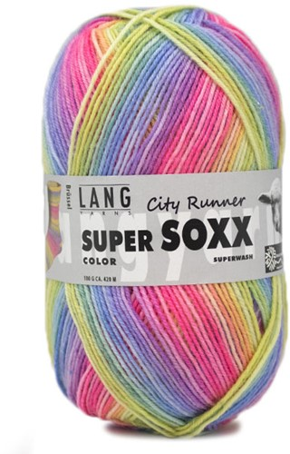 Lang Yarns Super Soxx Color 4-PLY 223