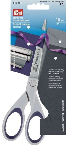 Prym Titanium General Purpose Scissors 18cm
