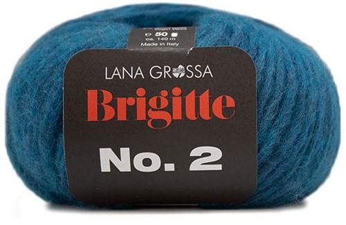 Lana Grossa Brigitte No.2 022 Petrol
