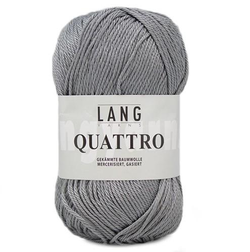 Lang Yarns Quattro 023 Silver