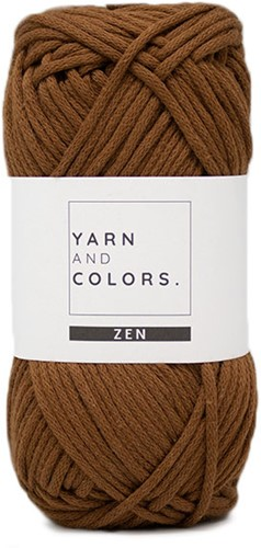 Yarn and Colors Cool Cross Body Bag Crochet Kit 2 Satay