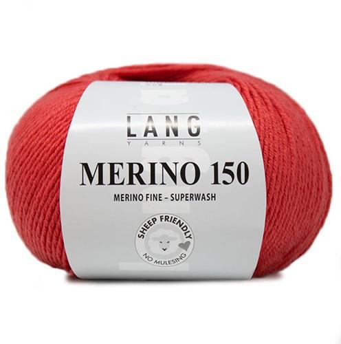 Lang Yarns Merino 150 029 Melon