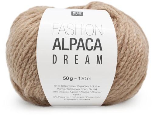 Rico Fashion Alpaca Dream 02 Grey-Brown