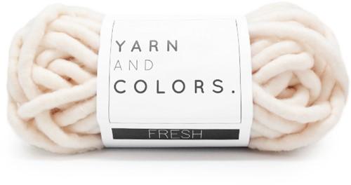 Fresh Feather Macramé Kit 2 Cream