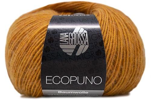 Lana Grossa Ecopuno 033 Yellow-Orange