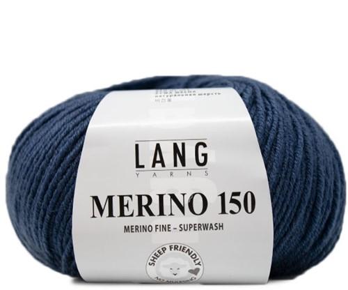 Lang Yarns Merino 150 034 Jeans