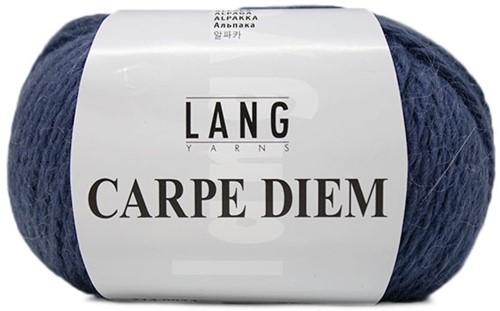 Lang Yarns Carpe Diem 034 Dark Jeans