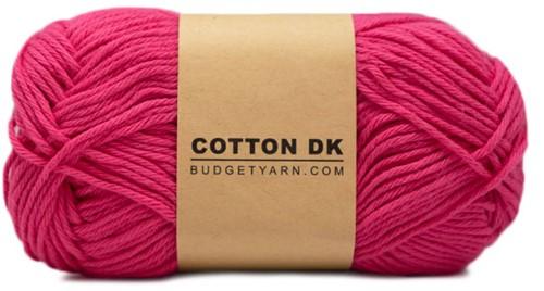 Budgetyarn Cotton DK 035 Girly Pink