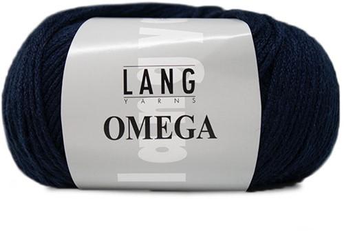 Lang Yarns Omega 035 Marine