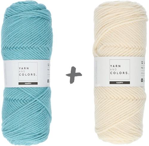 Dream Blanket 3.0 CAL Crochet Kit 3 Glass (Main Colour)