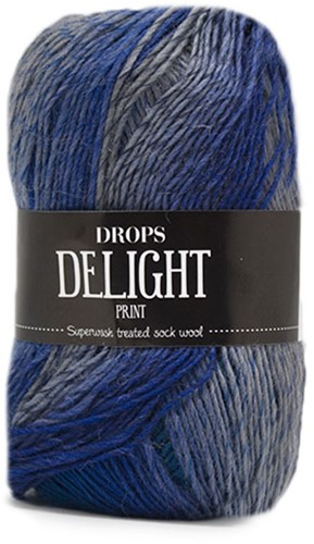Drops Delight 03 Blue