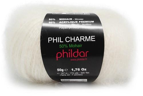 Phildar Phil Charme 1359 Craie