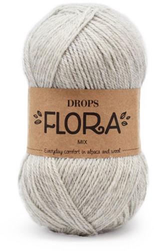 Drops Flora Mix 03 Light grey