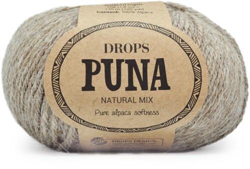 Drops Puna Natural Mix 04 Taupe